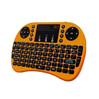... Wireless Mini Keyboard With Touchpad MouseforTablet Pc Black - intl . Source · Rii Philippines: Rii price list - Mini Keyboards for sale | Lazada -.