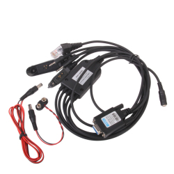 RPC-M5X Programming 5 in 1 Cable for Motorola GP300 CP040 CT150