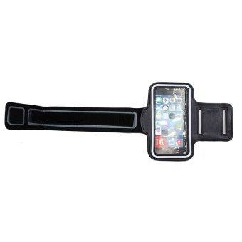 Runner's Armband for iPhone 6/6s (Black) - picture 2