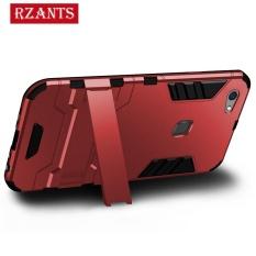 Rzants For V7 Plus / V7 Plus [Armor Series] Shockproof Kickstand Hard Back Cover