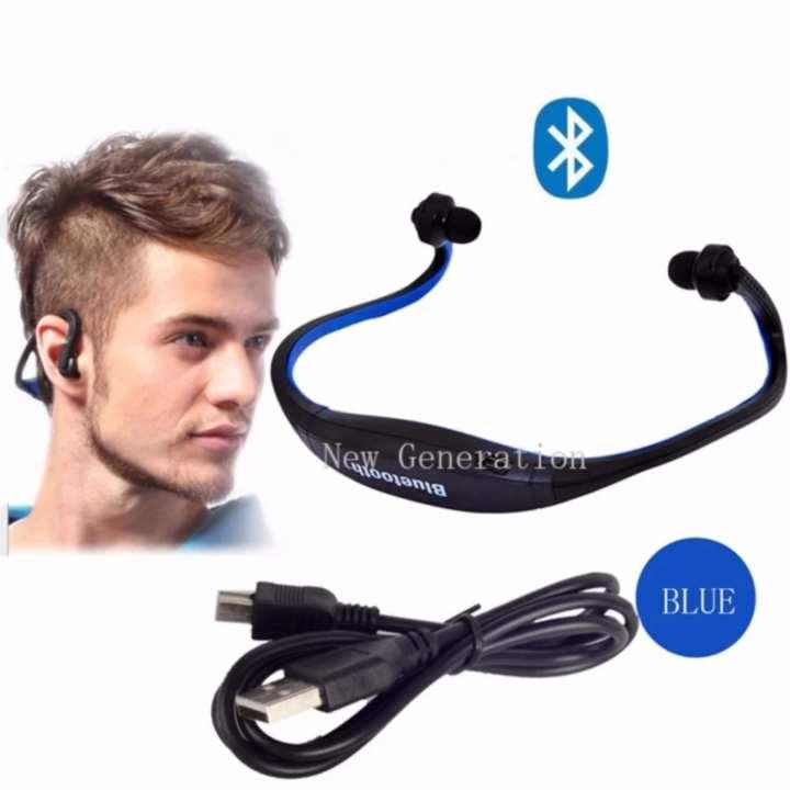 s9 sports wireless bluetooth stereo earphone headphones in. Black Bedroom Furniture Sets. Home Design Ideas