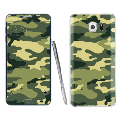 Samsung Galaxy Note 5 Camouflage Skin by Oddstickers