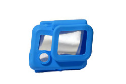 Silicone Case for GoPro Hero 3 (Blue)