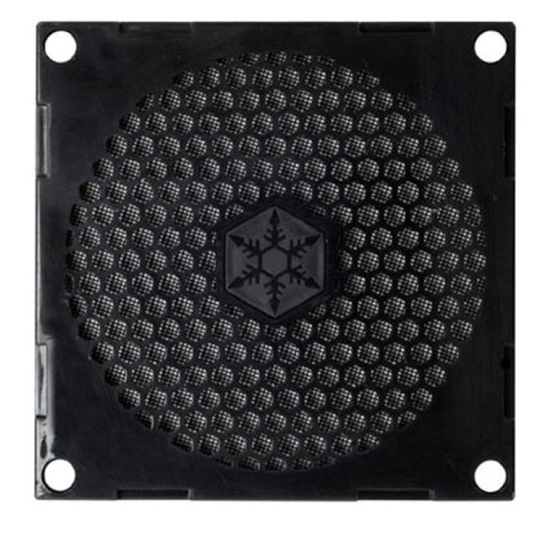 SilverStone FF81 80mm Fan and Filter Kit