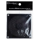 SilverStone FF81 80mm Fan and Filter Kit - thumbnail 1