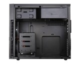 SilverStone Precsion 07 Black Micro ATX Case - thumbnail 2