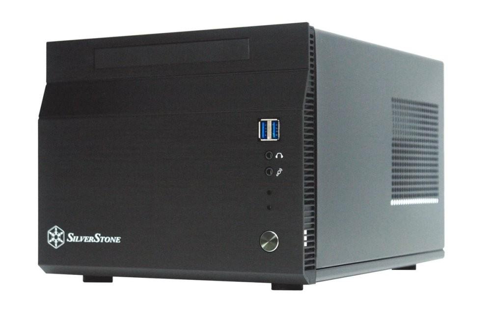 SilverStone Sugo 06 Mini ITX Case with 450W PSU - thumbnail