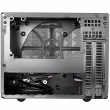 SilverStone Sugo 13 Black Mini ITX Case with Faux Aluminum Finish - thumbnail 3