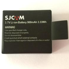 Sjcam Replacement Battery For Sj4000 Sj5000 M10 Action Camera By Mdt Gadgets.