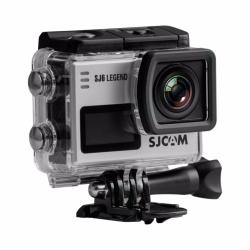 SJCAM SJ6 LEGEND 2 LCD Touch Screen 28802160 4K Action Camera Novatek NT96660 Panasonic MN34120PA CMOS (Silver)