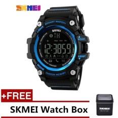 PHP 1.923. Skmei 1227 Mens Sports Wristwatches Smart PedometerBluetoothWatchMens Sports Waterproof Digital Watch ...