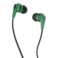 Skullcandy INKD 2.0 S2IKDZ-102 In-Ear Earphones (Green/Black)