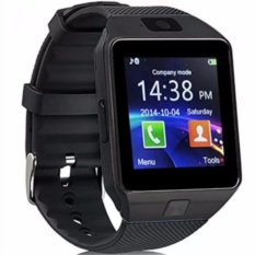 Smart Watch Bluetooth For Android Support Sim Card(black) Dz09 By Septwolves General Merchandise.