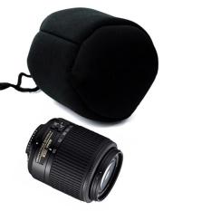 Soft Neoprene DSLR Camera Lens Pouch Bag Case Waterproof Size M