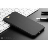 Soft Silicone Back Cover Case For VIVO Y53 2017 (Black) - intl | Lazada PH