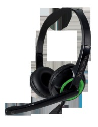 Sonic Gear Xenon 2 Music Personal Audio Headset (Lime Green)