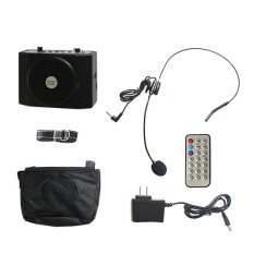 Sony SN-204 Portable Body-Pack Amplifier FM Radio/MP3 Player with Bluetooth  NEW (Black)
