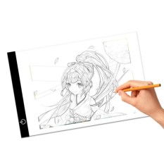 PHP 1.180 (Specials)A4 Tracing Light Box, Ultra-thin Portable LED Artcraft Light Table Light Pad Tracer, USB Powered Copy Board, 3 gear Dimmable , Smart ...