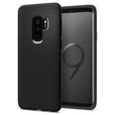 Spigen Galaxy S9 Plus Case Liquid Air Matte Black