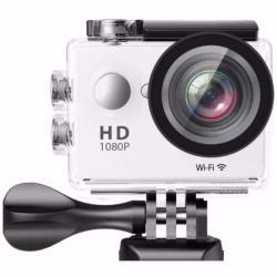 "Sports Action 2.0"" Full HD 1080p Wi-Fi Waterproof Action Camera (White)"