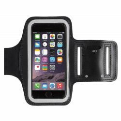 Sports Armband for iPhone 6s Plus (Black)