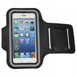 Sports Armband for iPhone 4/4s/5/5s (Black)