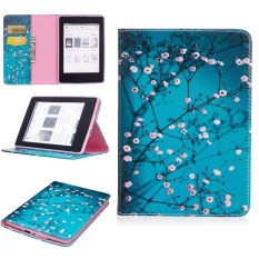 Stand Painted Leather Case Cover For Amazon Kindle Paperwhite 1/2/3 6Inch -