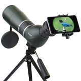 Suncore MS 15-45X60 Spotting Scope bird-watching monocular telescope with Professional ultra compact tripod - intl   Lazada PH