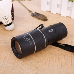 Super High Power 16X52 Outdoor Portable HD OPTICS BAK4 Night Vision Monocular Telescope - intl