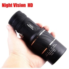 Super High Power 16x52 Portable Hd Optics Bak4 Night Vision Monocular Telescope - Intl By Tomatoll.