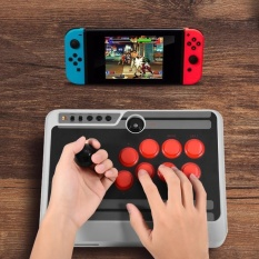 Sweatbuy For 8Bitdo Bluetooth Wireless Professional Arcade Stick Game Console Fighting Game Joystick - intl