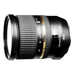Tamron SP 24-70mm f/2.8 f2.8 Di VC USD Lens A007 For Nikon - Black