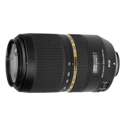 Tamron SP AF 70-300mm f/4-5.6 Di VC USD Lens A005 (Nikon) Black