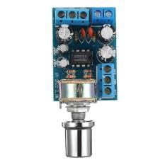 TDA2822M 1Wx2 Stereo 2 0 Channel Fashion Audio Amplifier Board Mini  Portable Power Amp Module For Computer Speaker - intl