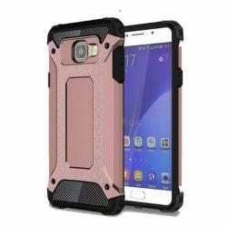 Tech Gear Shockproof Case For Samsung Galaxy A5 2017 (Rosegold)
