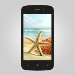 "TELEGO Mobile Summer 512MB RAM 8GB ROM 4"" inch Screen 5.0MP Rear 2.0MP Front Camera Dual Core (Black)"