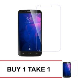 Tempered Glass for Alcatel Flash Plus (Clear) BUY 1 TAKE 1