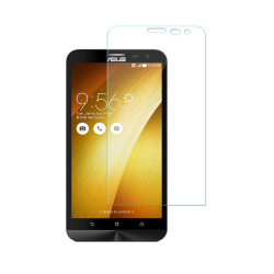 Tempered Glass For Asus Zenfone 2 laser 6.0 (ZE601KL) (Clear)