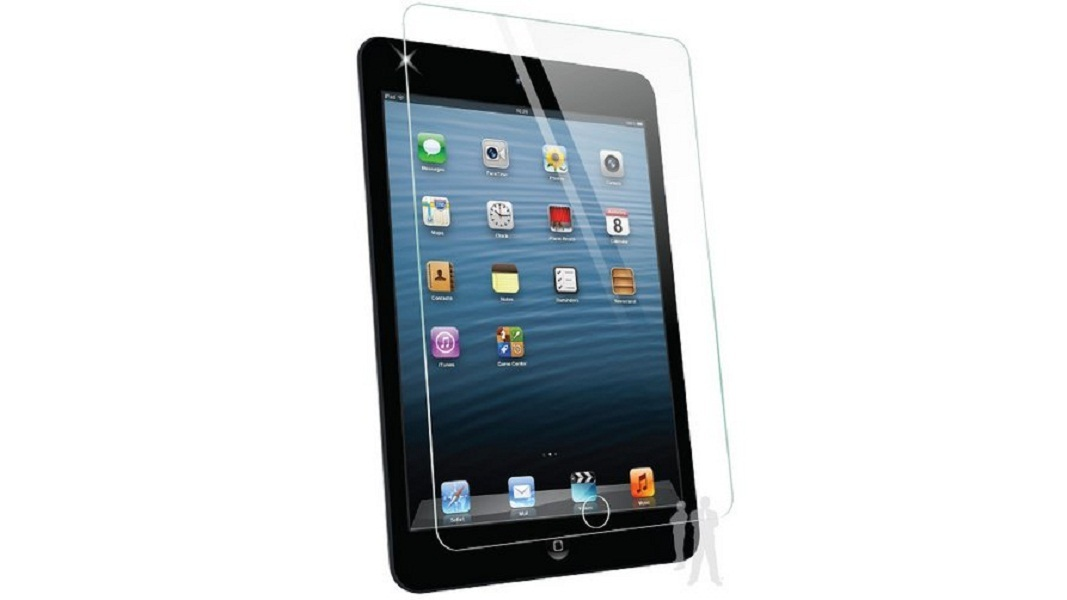 Tempered Glass for iPad Mini / iPad Mini Retina- (Clear) - thumbnail