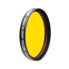 Tiffen 55mm 15 Filter Yellow