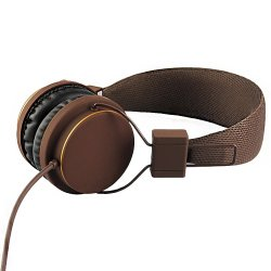 Tonsion Nk600 Stereo Headphones (Brown)