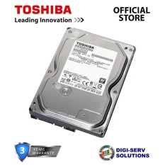 Toshiba DT01ACA050 500GB 7200 RPM 32MB Cache SATA 60Gb S Internal Hard Drive For