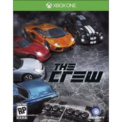 Ubisoft The Crew Game for Xbox One