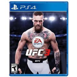 UFC 3 PS4 GAME R3 BRAND NEW SEALED