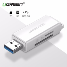 UGREEN USB 3.0 Card Reader Super Speed Mini SD TF Memory Card Reader for MacBook Max