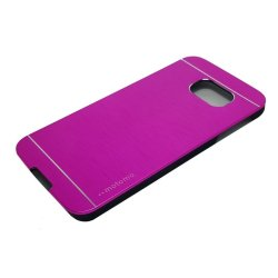 Ultra Sleek Metal Case for Samsung Galaxy S6 (Pink)