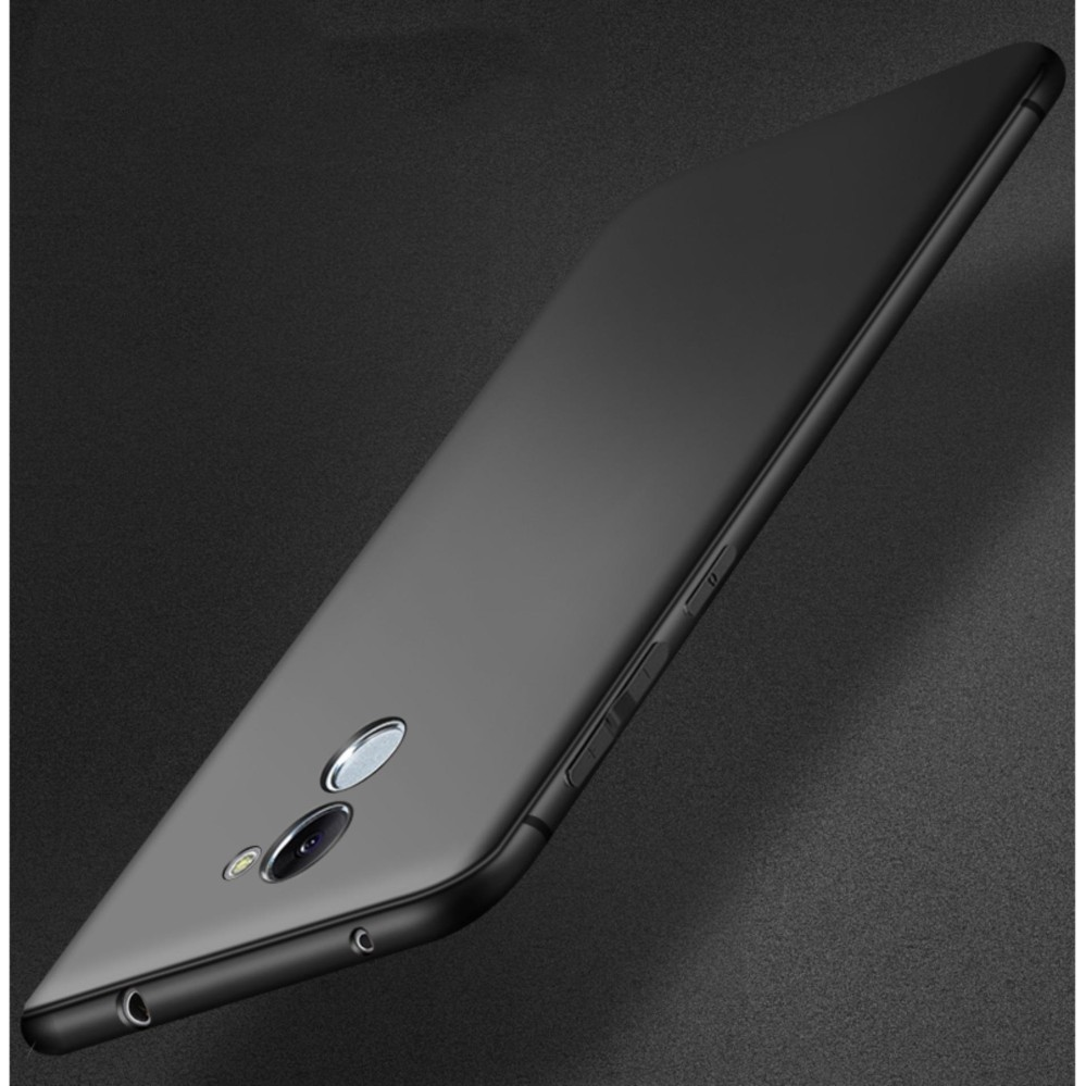 Buy Sell Cheapest Black Soft Case Best Quality Product Deals Softcase Thin Droff Matte J5 Prime Slim For Huawei Y7