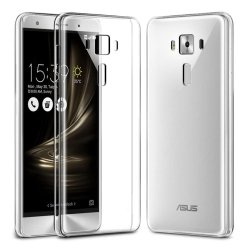Ultra Thin Clear TPU Soft Back Case for Asus Zenfone 3 Max / ZC520TL