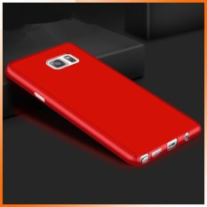 PHP 388. Ultra Thin Full Body Coverage Protection Soft PC Dual Layer Slim Fit Case with Tempered Glass Screen Protector for Samsung ...