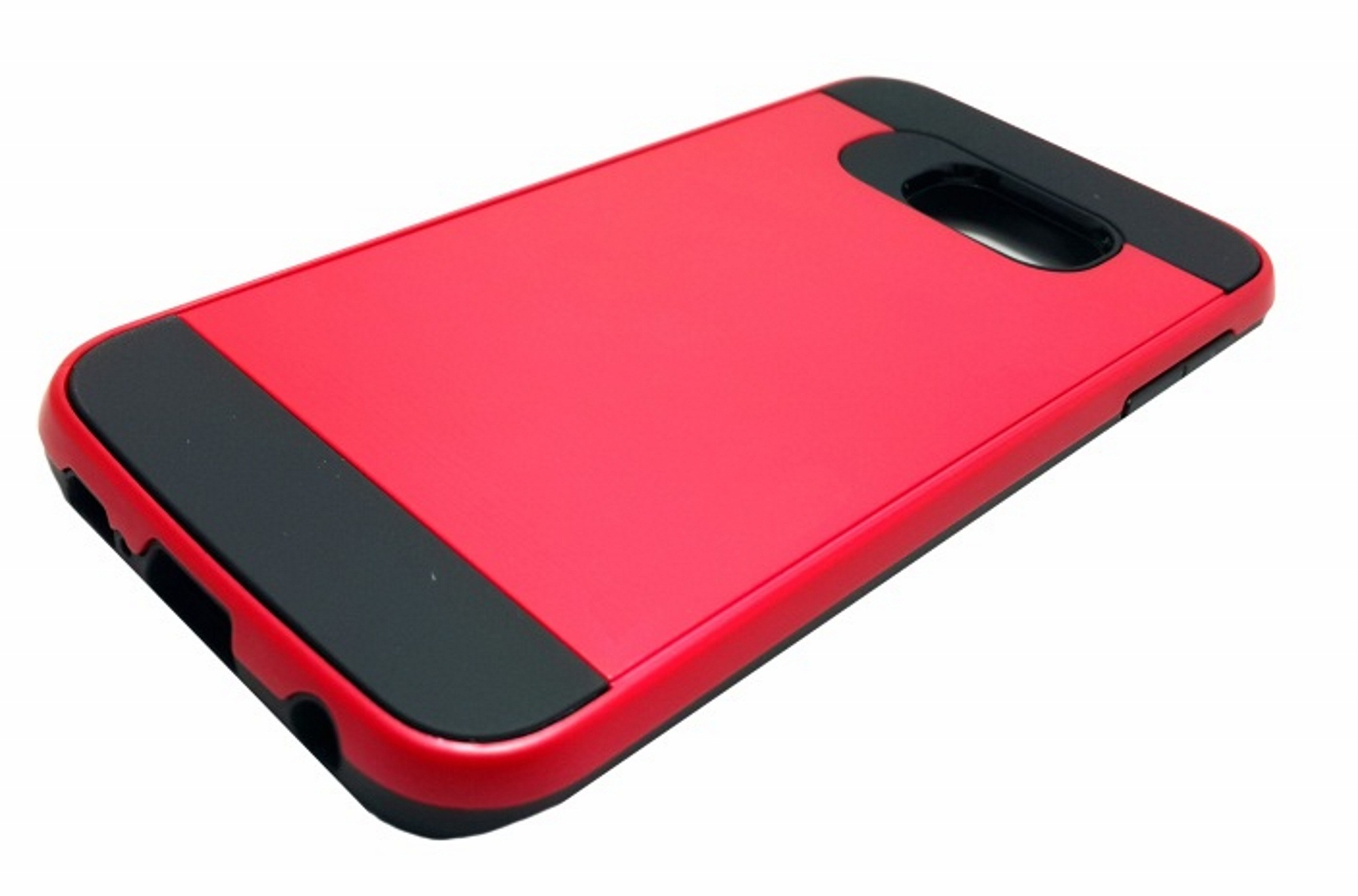 V-Series Extreme Protection Case for Samsung Galaxy S6 Edge (Red) product preview, discount at cheapest price